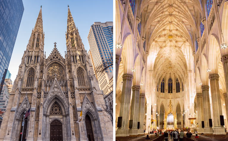 St. Patrick's Cathedral New York Tour